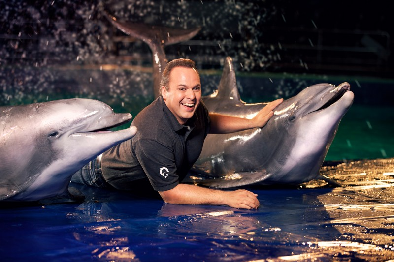 Frans Bauer for Dolfinarium
